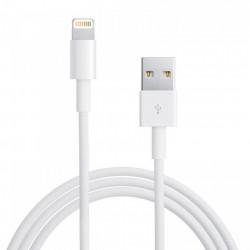 Cablu de date USB la lightning - 1m, alb