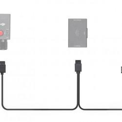 Cablu de pornire / oprire de la distanță a discului microfon DJI Focus