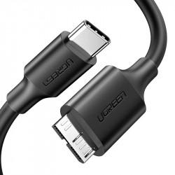 Cablu Micro USB 3.0 la USB-C UGREEN 1m
