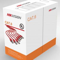 CABLU UTP HIKVISION CAT. 6 305M ALB