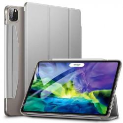 "Carcasa ESR iPad Pro 12.9 "" Trifold with Clasp, Silver"