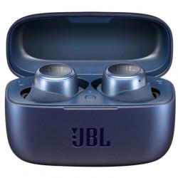 Casti audio in-ear true wireless JBL LIVE 300TWS, JBL Signature Sound, Ambient Aware, TalkThru, Albastru