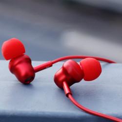 Casti Nillkin E4 Soulmate Sport Neckband Wirless Bluetooth 5.0 Earphone IPX4 water-resistance red (E4 red)