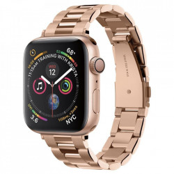Curea Spigen Modern Fit Band Apple Watch 1/2/3/4/5 (38/40MM) Rose Gold