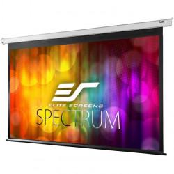 Ecran proiectie electric, perete/tavan, 276.9 x 155.7 cm, EliteScreens ELECTRIC125X, format 16:9, trigger 12v