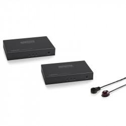 Extender HDMI Marmitek 100m+ MegaView91 prin Single CAT5 + extensie infrarosu