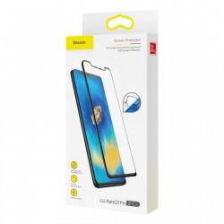 Folie de plastic, Baseus , Huawei Mate 20 Pro, 0,15 mm, Negru