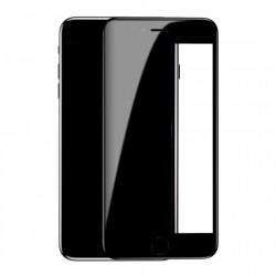 Folie din sticla temperata, Baseus, pentru iPhone 7/8, negru