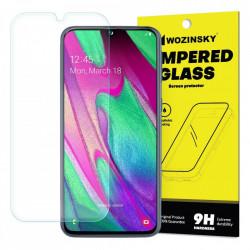 Folie protectie Wozinski de sticla 9H Samsung Galaxy A40