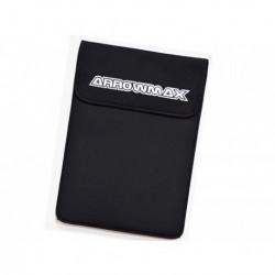 Geanta Arrowmax pentru o bază de grafit - modelele 1/12 si 1/10