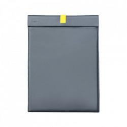 Husa Baseus Let's go pentru laptop MacBook 16'' gray (LBQY-BGY)