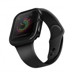 Husa de protectie UNIQ Valencia pentru Apple Watch 5/4 40mm - negru