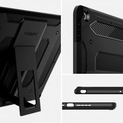 Husa Ipad 10.2 2019, Spigen Tough Armor Tech Black