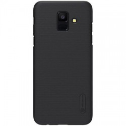 Husa Nillkin Frosted pentru Samsung C7 (c7000) , neagra