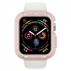 Husa protectoare Spigen Rugged Armor Apple Watch 4/5 (40MM) Roz