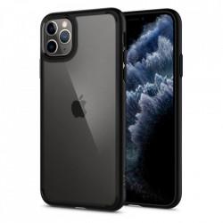Husa Spigen Ultra Hynrid pentru iPhone 11 Pro - negru