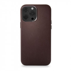 Husa telefon Decoded MagSafe BackCover, brown - iPhone 13 Pro Max