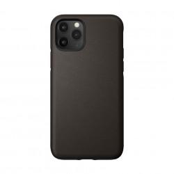 Husa telefon din piele naturala Nomad Active, brown - iPhone 11 Pro