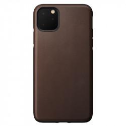 Husa telefon din piele Nomad Rugged, brown-iPhone 11 Pro Max
