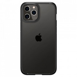 Husa telefon Spigen Ultra Hybrid pentru Iphone 12 Pro Max Matte Black