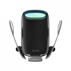 Încărcător Wireless auto Baseus Milky Way (15W) - Silver WXHW02-0S