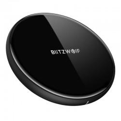 Incarcator wireless BlitzWolf BW-FWC3 , 5W , negru