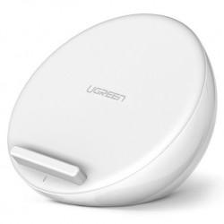 Încărcător wireless UGREEN 10W - alb