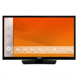 """LED TV 24"""" HORIZON HD 24HL6100H/B -BLACK"""