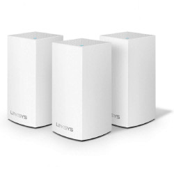LINKSYS VELOP MESH WI-FI SYSTEM 3PACK WH