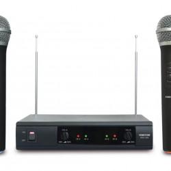 Microfon Wireless dublu de mana Fonestar MSH-206