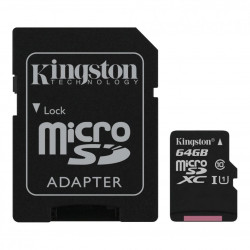MICROSD 64GB SELECT PLUS SDCS2/64GB