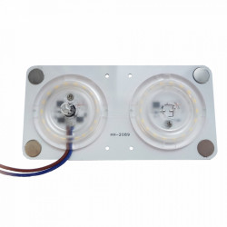 Modul LED, fixare cu magnet, 24W, 2160Lm, 6500K