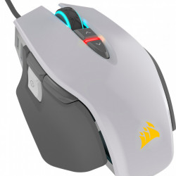 Mouse gaming CORSAIR M65 RGB Elite, White
