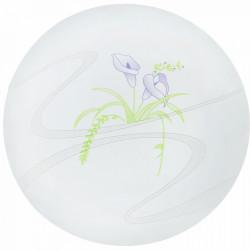 Plafoniera LED Flower fi300 18W=120W, 6500K, lumina rece