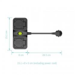 Priza inteligenta WiFi interior / exterior Meross MSS620
