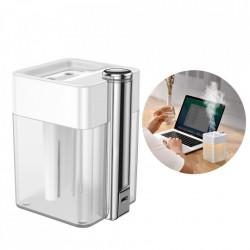 Purificator de aer portabil pentru casa si birou Baseus 550 ml white (DHSG-B02)