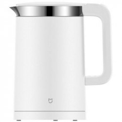 Resigilat - Fierbator de apa Xiaomi Smart Kettle ZHF4012GL, 1.5 L, 1800W, Bluetooth 4.0, Alb