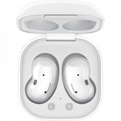 SAMSUNG Casti Wireless Galaxy Buds Live Mystic White Alb