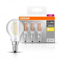 SET 3 BECURI LED OSRAM 4058075819337