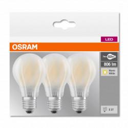 SET 3 BECURI LED OSRAM 4058075819351