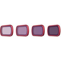 Set de 4 filtre ND PGYTECH pentru DJI Osmo Pocket / Pocket 2 (P-19C-066)