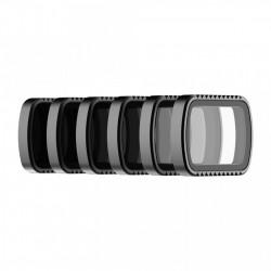 Set de 6 filtre Seria Standard PolarPro pentru buzunarul DJI Osmo (PCKT-5002)