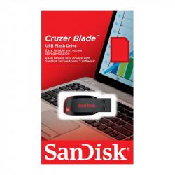 Stick de memorie SanDisk Cruzer Blade USB 2.0 - 64 GB