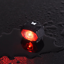 Stop bicicleta reincarcabil,Wozinsky micro USB black (WRBLB1)