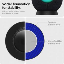 Suport boxa Spigen Silicon Fit Stand pentru Apple Homepod Mini negru