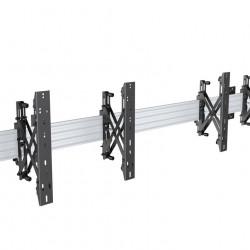 Suport TV flexibil Multibrackets 4153, dimensiunea ecranului 40-65'' (101-165 cm), 30 kg/ecran