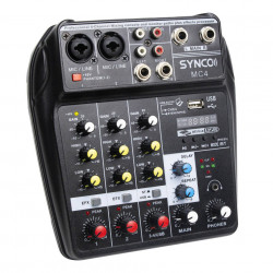 Synco MC4 Audio Mixer