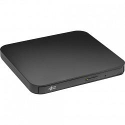 Ultra Slim Portable DVD-R Hitachi-LG Blk