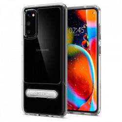 Husa Spigen Armor Esential S Samsung Galaxy S20 - transparent