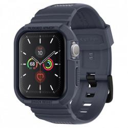 Husa protectoare Spigen Rugged Armor PRO Apple Watch 4/5 (44MM) - gri